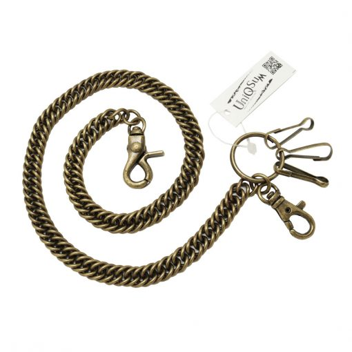 half-persian-wallet-chain-round-metal-wallet-chains-bronze-biker-chain-punk