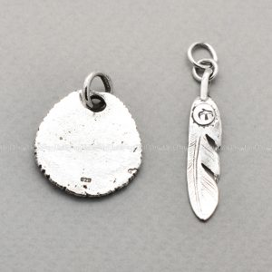 sterling-silver-charms-925p-geagw-sun-eagle-pendant-wing-charm-925-silver-necklaces-charm