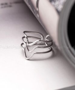chevron-ring--v-line-925-sterling-silver-rings-for-women-triple-line-silver-ring-midi-ring
