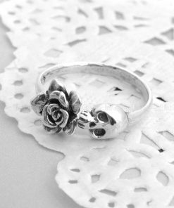 unique-jewelry-rose-skull-ring-925-sterling-silver-ring