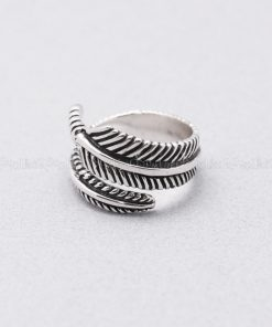 feather-rings-vintage-leaf-925-sterling-silver-rings-for-women-feather-silver-ring
