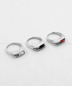 cubic zirconia rings Cubic zirconia 925 sterling silver rings for women silver jewelry