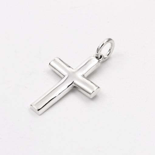 cross pendant 925 sterling cross silver pendant for mens necklaces